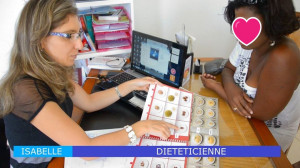 Isabelle diététicienne